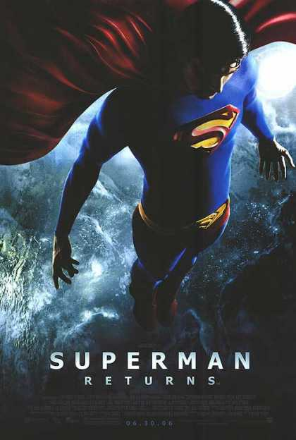 Essential Movies - Superman Returns Poster