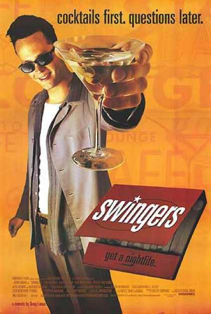 Essential Movies - Swingers Poster