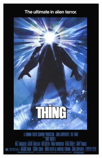 Essential Movies - Thing Poster