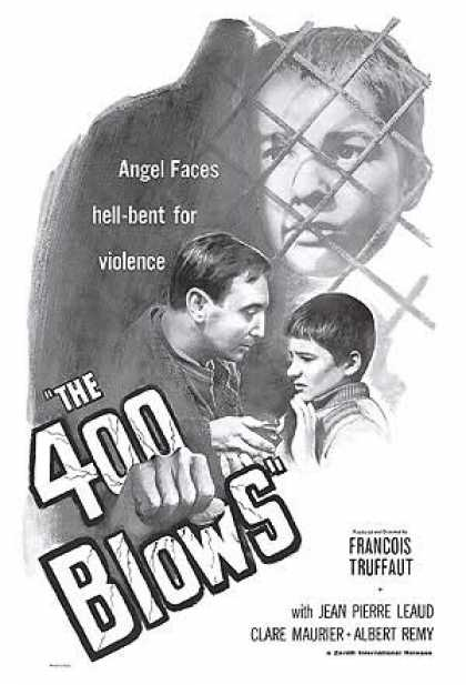 Essential Movies - 400 Blows Poster
