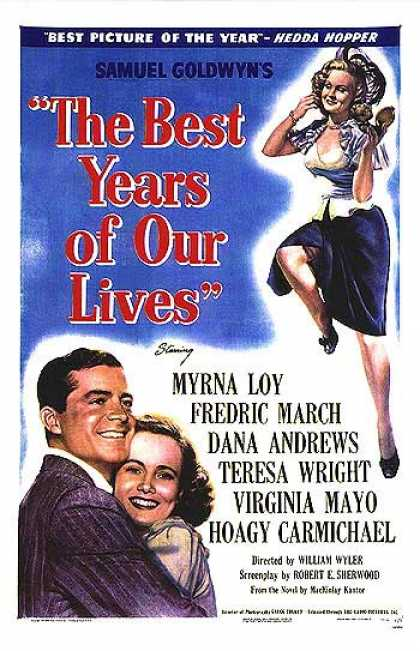 Essential Movies - Best Years Of Our Lives Poster