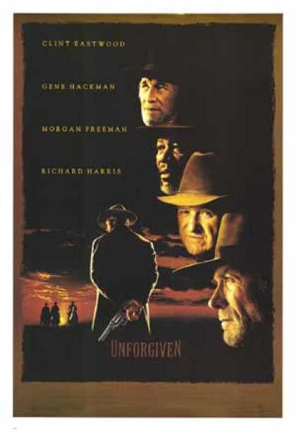 Essential Movies - Unforgiven Poster