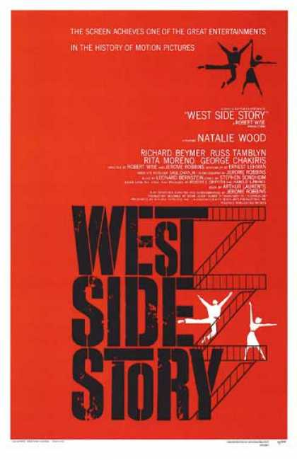 Essential Movies - West Side Story Poster