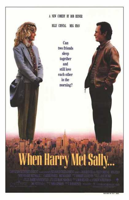 Essential Movies - When Harry Met Sally Poster