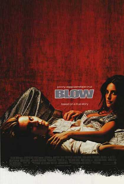 Essential Movies - Blow Poster