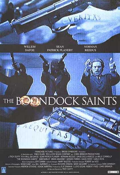 Essential Movies - Boondock Saints Poster