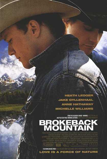 Essential Movies - Brokeback Mountain Poster