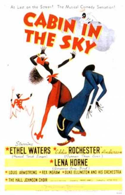 Essential Movies - Cabin In The Sky Poster