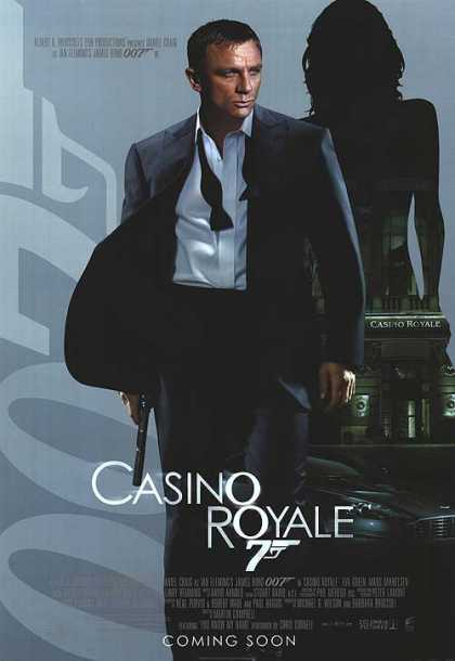 Essential Movies - Casino Royale Poster