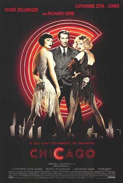 Essential Movies - Chicago Poster