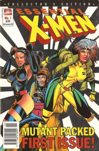 Essential X-Men 1