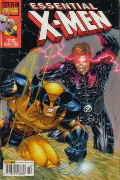 Essential X-Men 110