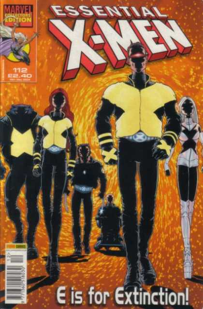 Essential X-Men 112