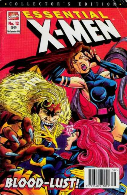 Essential X-Men 12