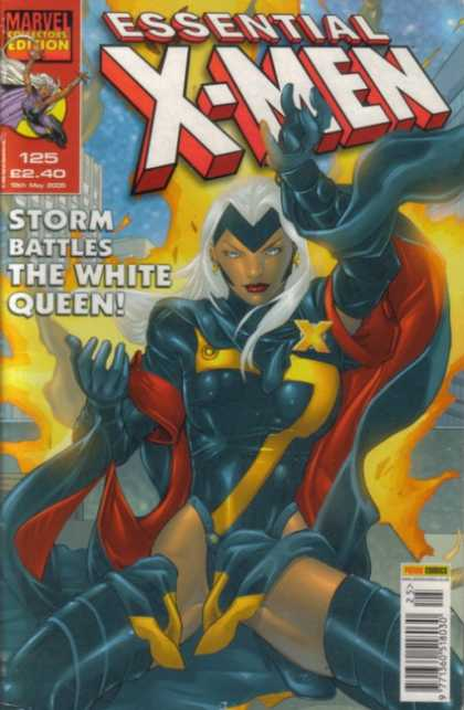 Essential X-Men 125