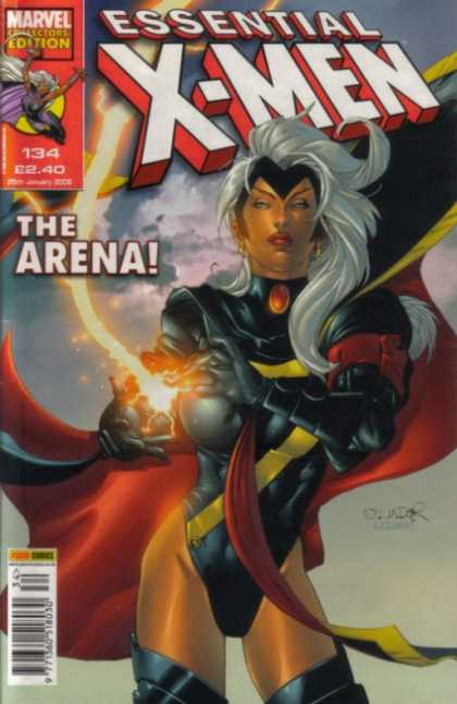 Essential X-Men 134