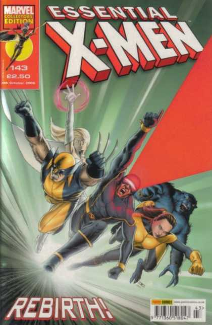 Essential X-Men 143