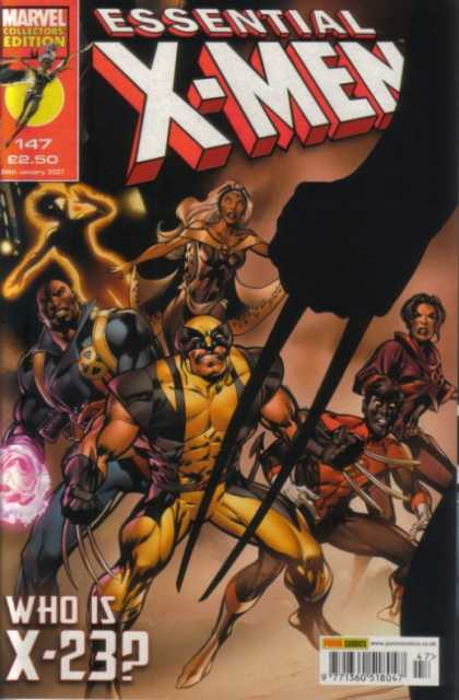 Essential X-Men 147