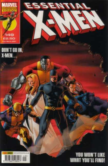 Essential X-Men 149