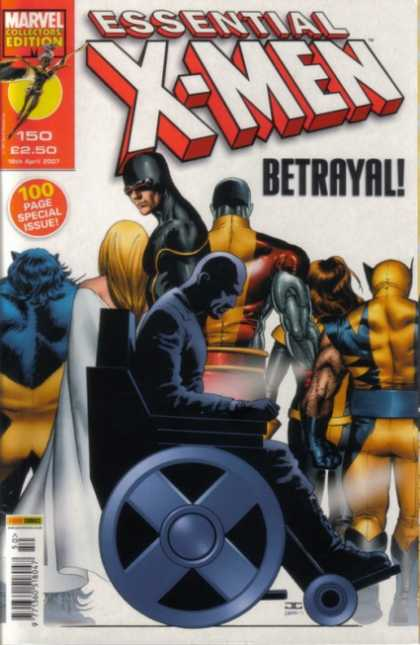 Essential X-Men 150