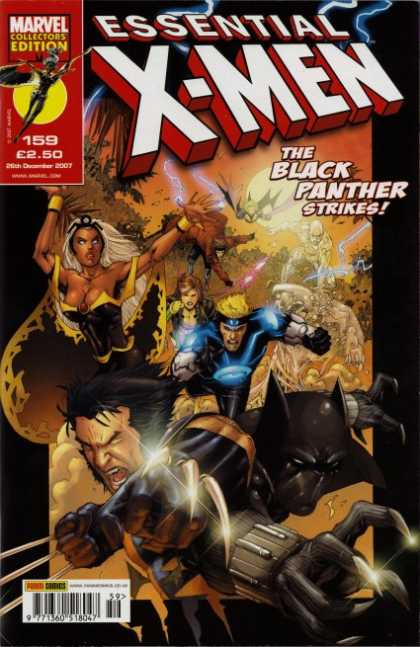 Essential X-Men 159