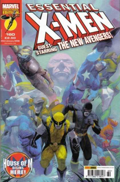 Essential X-Men 160
