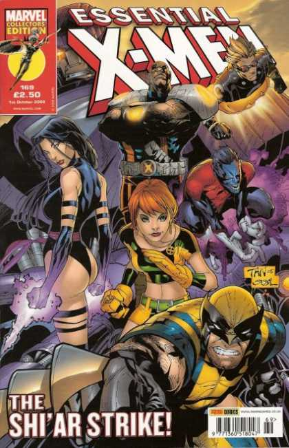 Essential X-Men 169