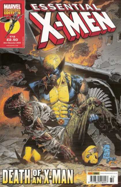 Essential X-Men 172