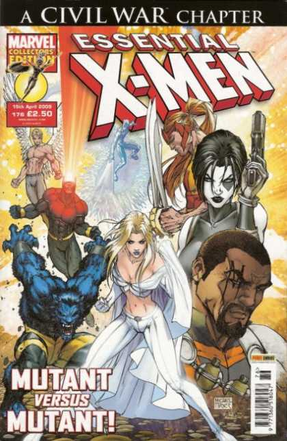 Essential X-Men 176