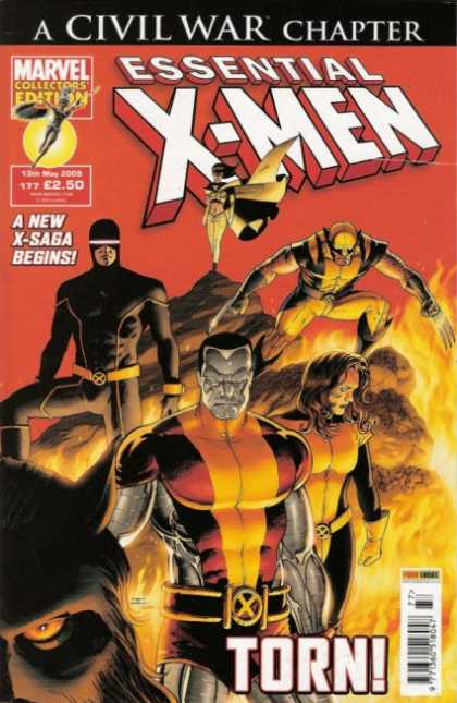 Essential X-Men 177