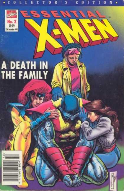 Essential X-Men 2