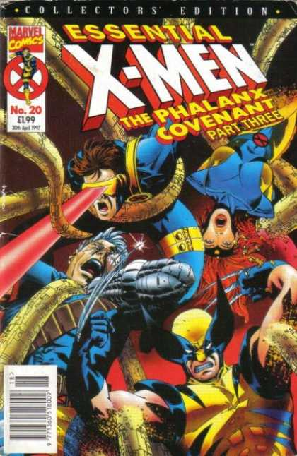 Essential X-Men 20