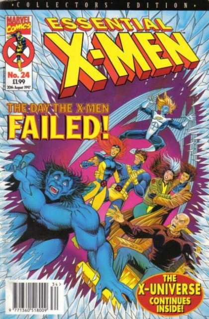 Essential X-Men 24