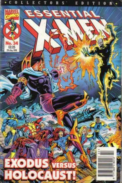 Essential X-Men 34
