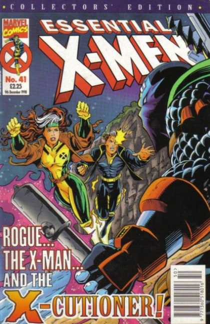 Essential X-Men 41