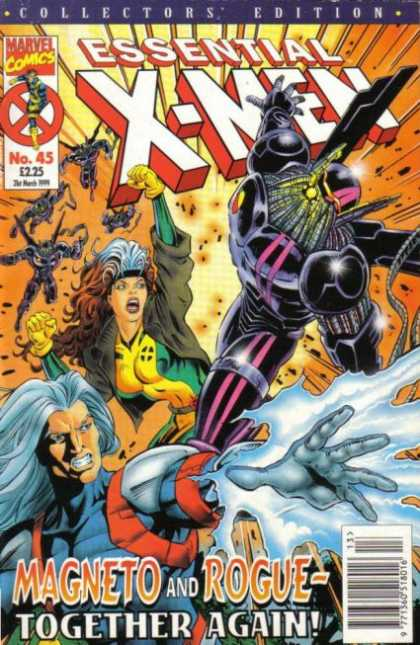 Essential X-Men 45