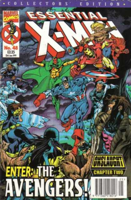 Essential X-Men 48
