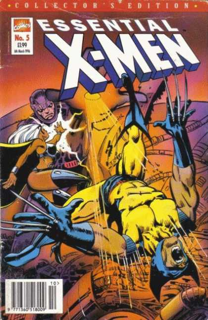 Essential X-Men 5