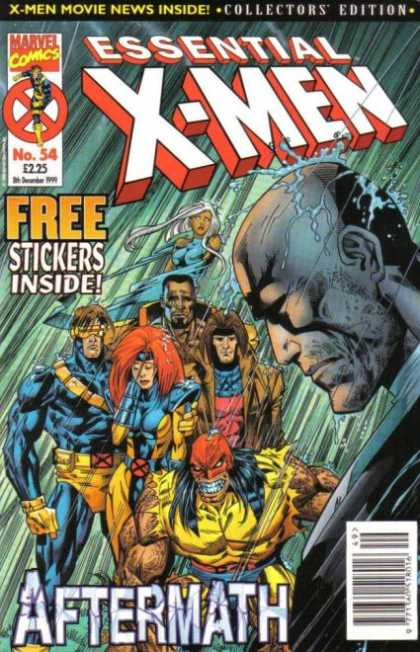 Essential X-Men 54