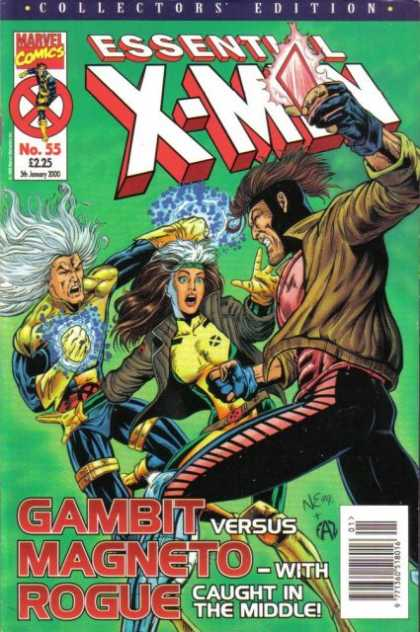 Essential X-Men 55