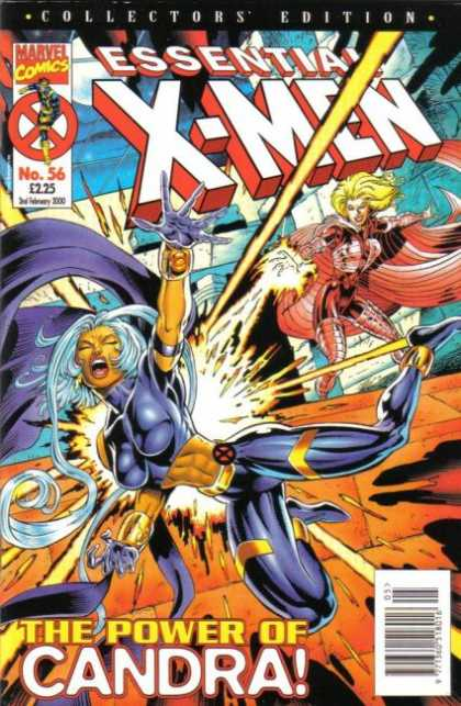 Essential X-Men 56