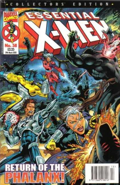 Essential X-Men 58