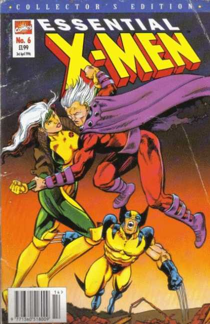 Essential X-Men 6