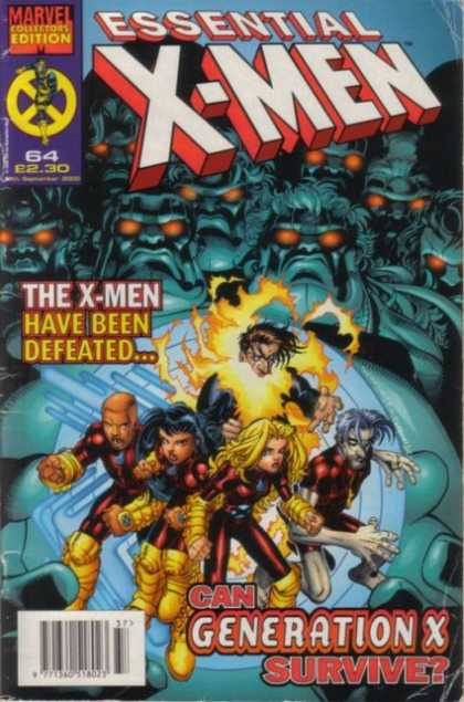 Essential X-Men 64