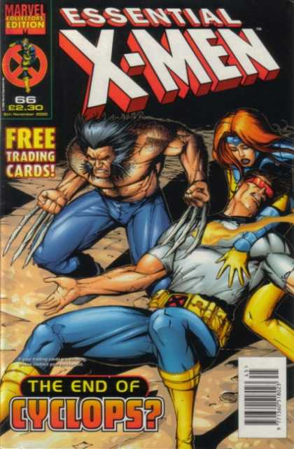 Essential X-Men 66