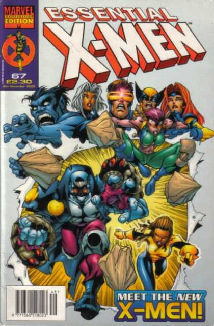 Essential X-Men 67
