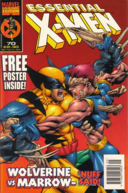 Essential X-Men 70