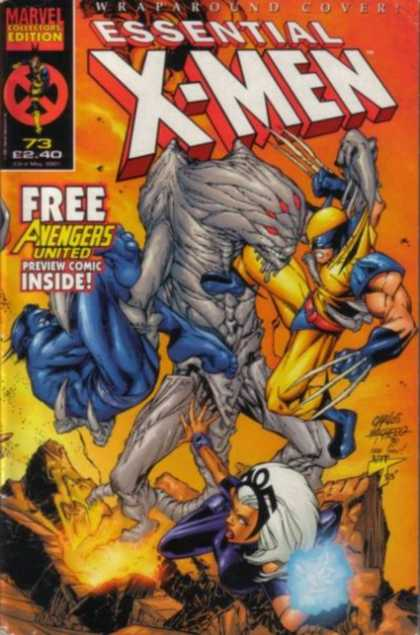 Essential X-Men 73