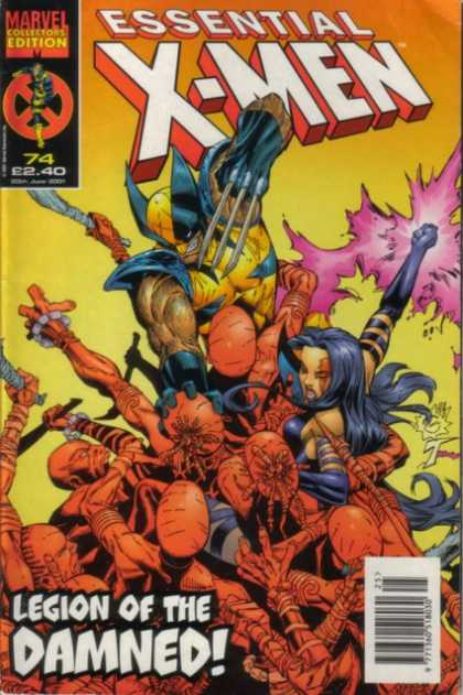 Essential X-Men 74
