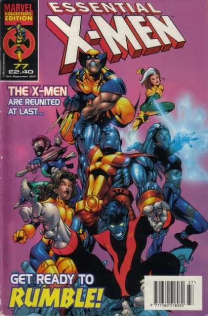 Essential X-Men 77
